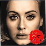 Cd Adele 25[novo Lacrado]